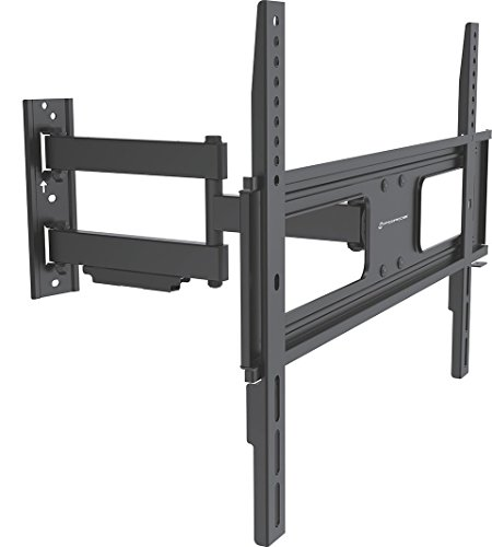 "GForce GF-P1124-1096 Full Motion Tilt & Swivel TV Wall Mount for Most 37""-70"" TVs LED/LCD TVs- Holds Up to 110 lbs"