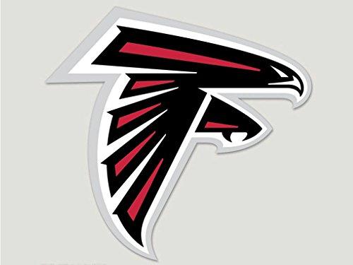 WinCraft NFL Atlanta Falcons Die-Cut Color Decal, 8