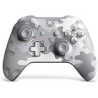 Microsoft Arctic Camo Special Edition Xbox Controller