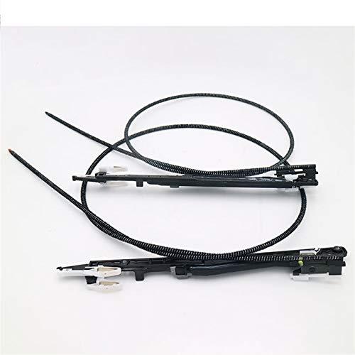 Schuifdak gids kabelhouder Zonnebank/pasvorm voor Hyundai Verna K2 / Fit voor Elantra MD/Fit voor Tucson/Fit voor Kia K3 KX5 Shuma/Fit voor NIRO Hybrid (Color : Left LH Right RH)