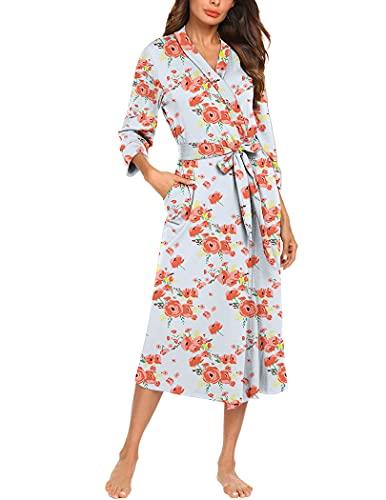 Kimono Soft Long Robe