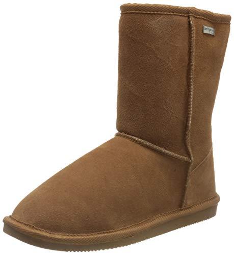 Sorel Madson Chukka Waterproof Botas para Nieve, Mujer, Marrón (Elk