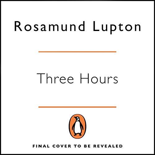Three Hours audiobook cover art