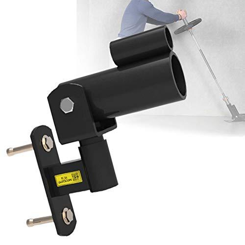 ZPCSAWA Barbell T-Bar Bar Row Platform, Giratorio Completo de 360 ° Y Fácil de Instalar, Construir Fácilmente Los Múscul Adapta Estándar Barras Olímpicas de 2 Pulgadas