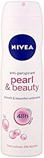 Nivea Pearl & Beauty Antiperspirant 150 ml with Ayur Product in Combo