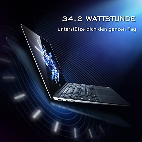 LincPlus 13.3″ FHD Laptop Neueste Intel Celeron 4GB 32GB Bis zu 512 GB Bild 6*