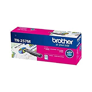 Brother Genuine TN257M High-Yield Toner Cartridge, Magenta, Page Yield Up to 2300 Pages, (TN-257M) Compatible with: HL-L3230CDW, HL-L3270CDW, DCP-L3510CDW, MFC-L3745CDW, MFC-L3750CDW, MFC-L3770CDW (B07KPBHWH7) | Amazon price tracker / tracking, Amazon price history charts, Amazon price watches, Amazon price drop alerts
