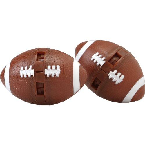 Sof Sole Sneaker Balls Shoe, Gym Bag, and Locker Deodorizer, 1 Pair, Football ⭐