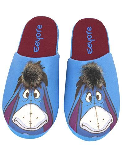 Disney Eeyore Partial 3D Women's Slippers