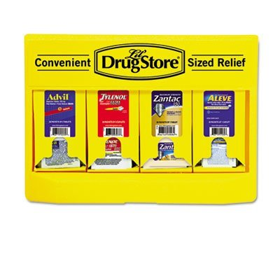 Selling C-LIL' DRUGSTORE MEDICINE DISPENSER AID KIT FIRST Ranking TOP10