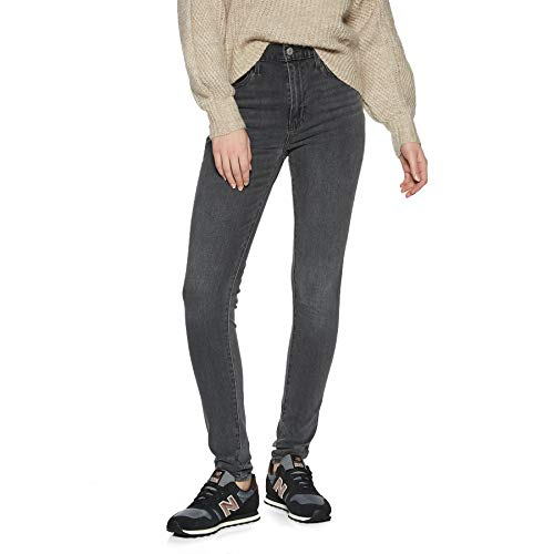 Levi's  ® Mile High Super Skinny W Jeans Smoke Show