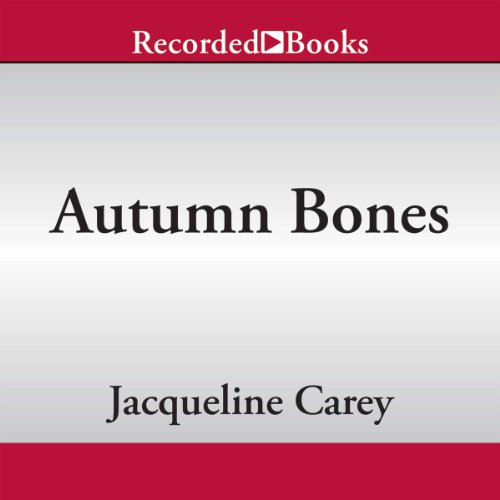 Autumn Bones audiobook cover art