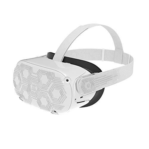 AMVR VR - Carcasa protectora para auriculares, ligera y duradera, para