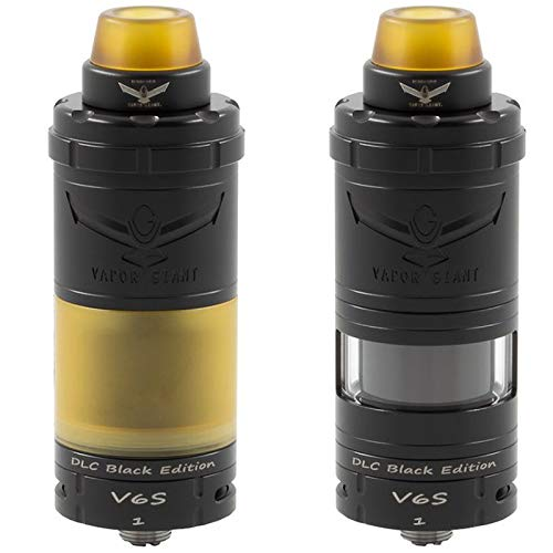 Vapor Giant V6s Black Edition 5,5ml 23mm Verdampfer
