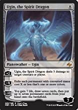 Magic: the Gathering - Ugin, the Spirit Dragon (001/185) - Ugin's Fate