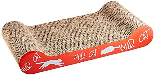 Trixie 48000 Wild Tiragraffi in cartone, 41x 24x 7cm, Colori Assortiti