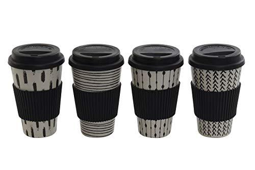 Item International mug Bambu Reciclado y Silicona 9x9x14