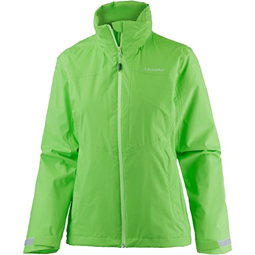 Preisvergleich Produktbild Schöffel W Skopje Zipin! Jacket Grün,  Damen Jacke,  Größe 34 - Farbe Green Flash