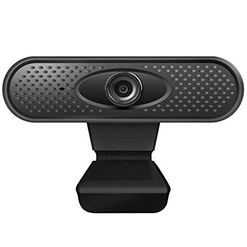 HD 1080P Webkamera (30fps) Plug & Play USB Webcam mit integriertem Dual-Mikrofon Autofokus Streaming Computer Webkamera
