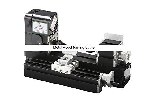 Find Discount Z20003M 24W Metal wood-turning Lathe/24W,20000rpm wood working lathe/DIY mini wood tur...