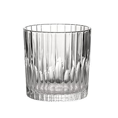 Duralex - Manhattan Clear Old Fashion Glass 310 ml ( 10 7/8 oz.) Set of 6