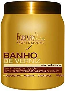 Forever Liss Banho de Verniz Brilho Maximo 1kg