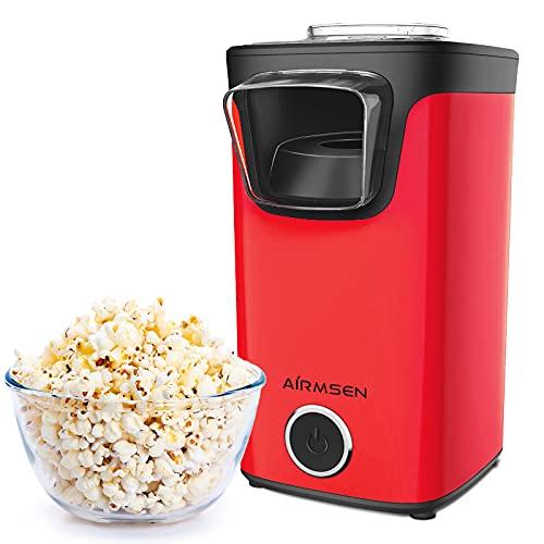 AIRMSEN Machine à Pop Corn, Machine à Popcorn à...