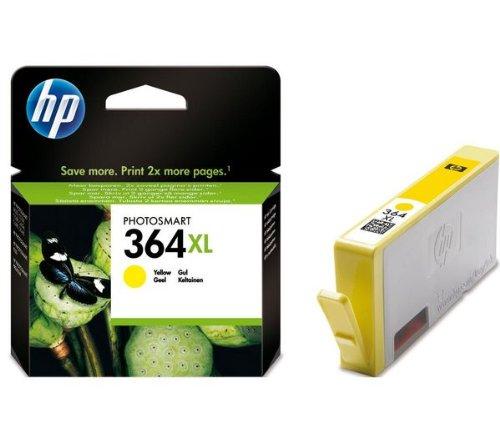 364XL cartucho de tinta (CB325EE) - amarillo