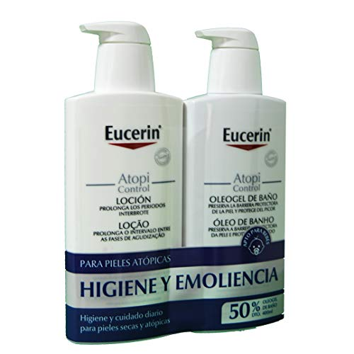 Eucerin, Kit para baños - 2 Piezas