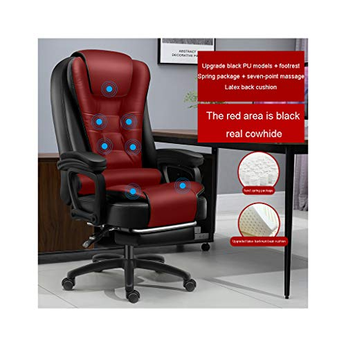 Office Chair Ergonomic Desk Chair,Business Chair with...