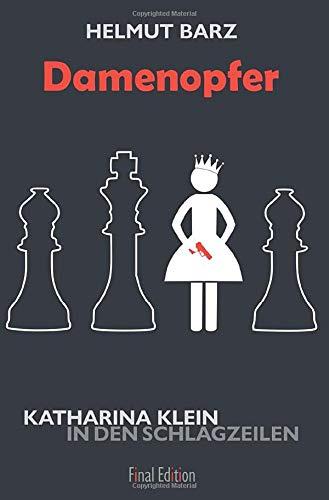 Buchseite und Rezensionen zu 'Katharina-Klein-Krimis: Damenopfer: Katharina Klein in den Schlagzeilen' von Helmut Barz