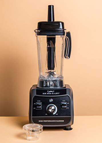 KoRo - Hochleistungsmixer Sir MIX-A-LOT 1500 W 2 l Fassungsvermögen - Standmixer als Küchenhelfer für Smoothies und vieles mehr