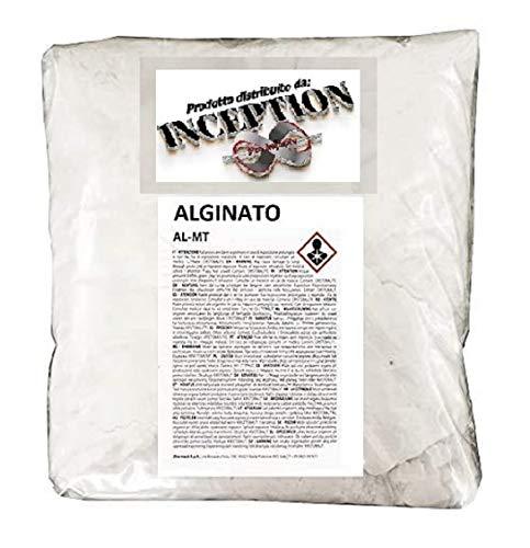Inception Pro Infinite Alginato – Moldes – Partes del cuerpo – No tóxico – 100 g – Idea regalo original