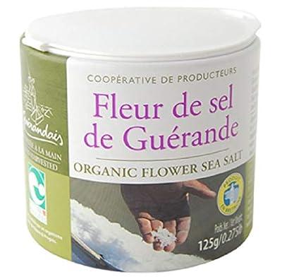 Le Guerandais Fleur De Sel From Guerande 125 g from GroceryCentre