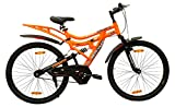 Hercules Dynamite ZX Dual Suspension 26T Bicycle for Adults