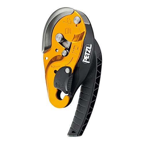 PETZL Unisex-Adult D020AA00 I'd S Descender, solid, one Size