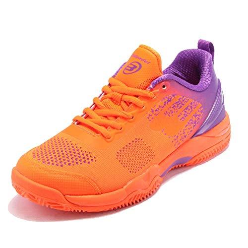 Zapatillas Mujer Bullpadel Bewer Naranja