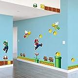 Gemeng™ Super Mario Sticker Kinderzimmer Schlafzimmer