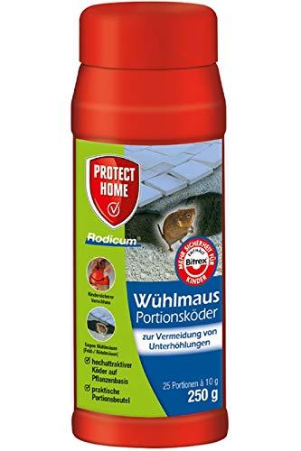 Protect Home Wühlmausköder Portionsköder 250g