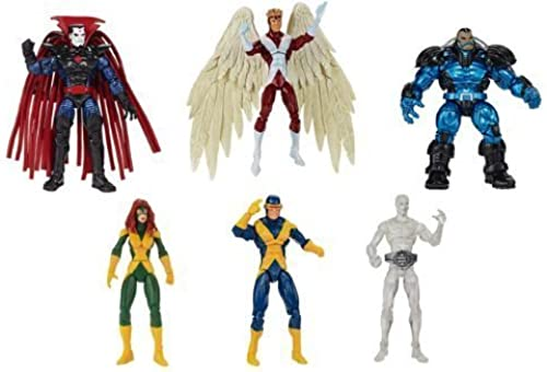 Exclusive San Diego Comic Con SDCC 2012 X-Men Collector 6 Figure Set Marvel Universe X-Factor by San Diego Comic by San Diego Comic