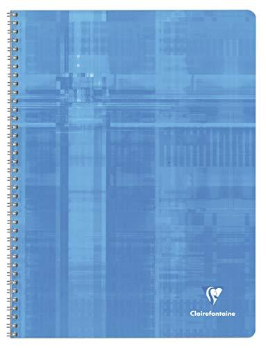 Clairefontaine notitieboek, vélin, fluweelzachte omslag grote tegels 180 pages Verschillende kleuren.