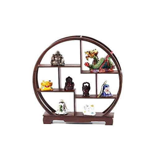 lachineuse Meuble Chinois Miniature - Rangement Objets et Figurines - Tradition Asiatique
