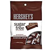 HERSHEY'S Sugar Free Milk Chocolate Peg Bag - 3 oz