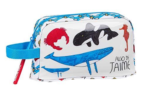 safta 812005859 Bolso Portameriendas térmico Algo de Jaime, Multicolor