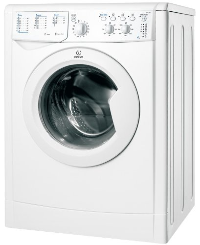 Indesit Lavatrice 7 kg IWC 71051 C ECO 1000G A+ - Carica Frontale