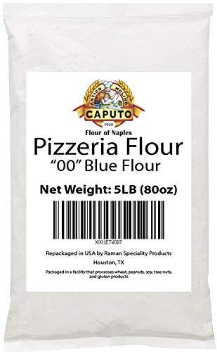 Antimo Caputo Pizzeria Flour (Blue) 5 Lb Repack