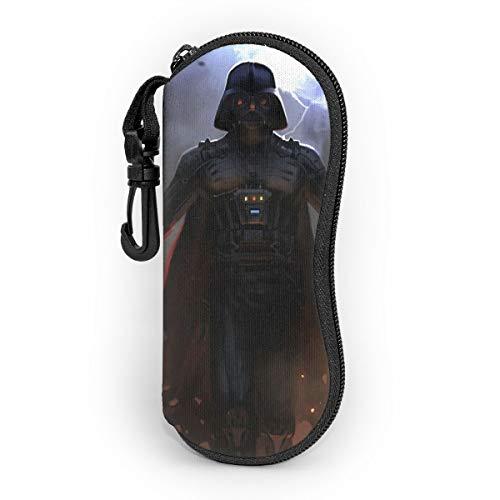 Star Wars - Funda para gafas de sol portátil con cremallera de viaje