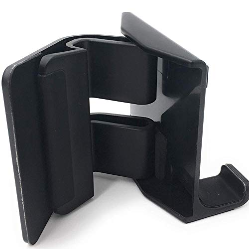 Brawdress Tablet Screen Side Phone Holder Clip, Cell Phone Stands Mount for Laptop Notebook or Desktop Monitor