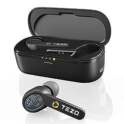 Image of TEZO Wireless Earbuds IPX8...: Bestviewsreviews