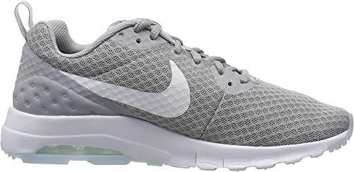 Nike Herren Air Max Motion LW Laufschuhe, Grau (Wolf Grey/White_011), 40.5 EU